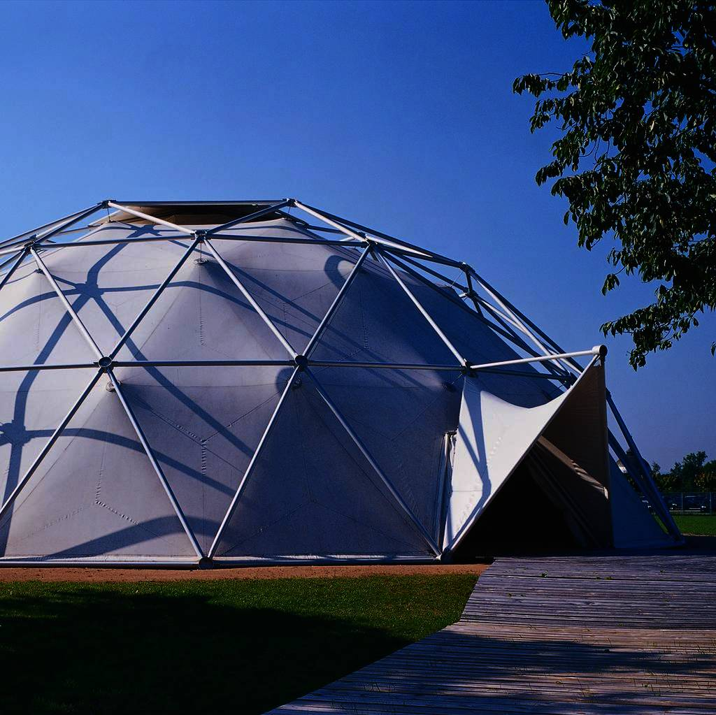 Richard Buckminster Fuller Dome