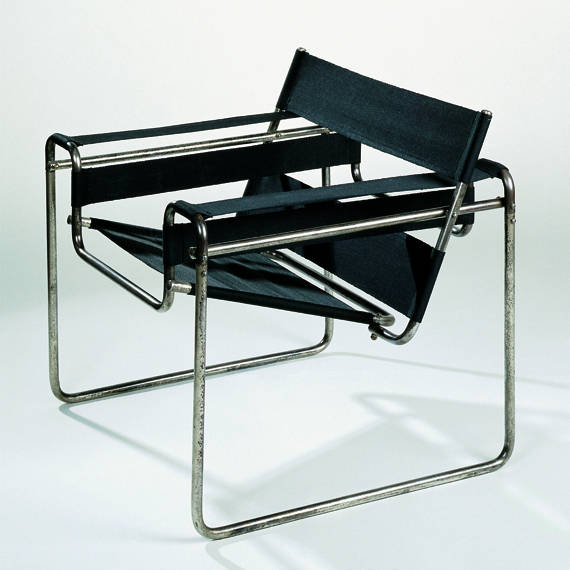 b3 wassily marcel breuer. Black Bedroom Furniture Sets. Home Design Ideas