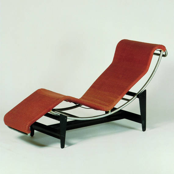 chaise longuel le corbusier pierre jeanneret charlotte perriand. Black Bedroom Furniture Sets. Home Design Ideas