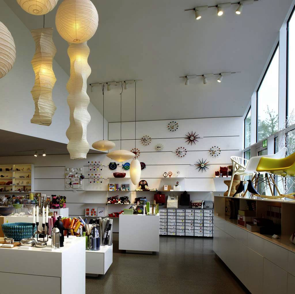 Vitra Design Museum Shop