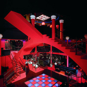»The nightclub is a manifestation of what's going on in popular culture.«