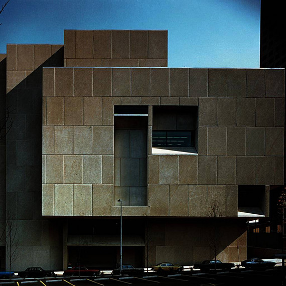 Marcel Breuer Withney Museum