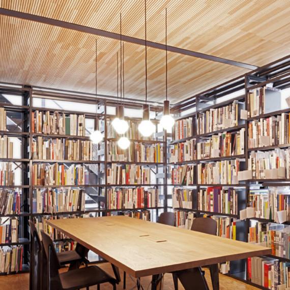 Vitra Design Museum Library © Vitra Design Museum
