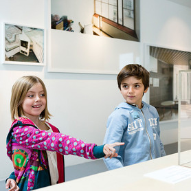 Children's tour © Vitra Design Museum, photo: Bettina Matthiessen