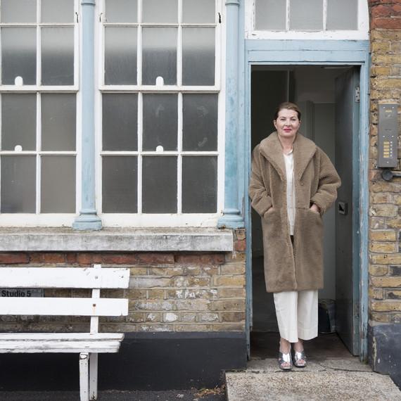 Ilse Crawford, photo: Helen Cathcart
