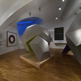 Rudolf Steiner Installationsbild