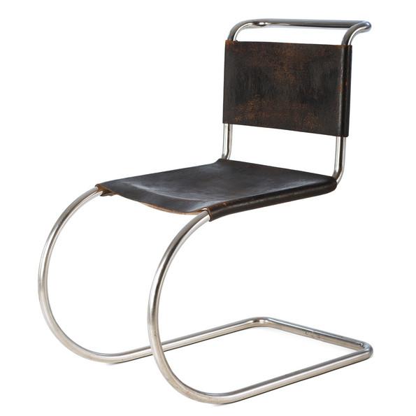 Ludwig Mies van der Rohe, chair »MR10«, 1927, (Berliner Metallgewerbe Josef Müller) © VG Bild-Kunst, Bonn 2020 © Vitra Design Museum, photo: Jürgen HANS