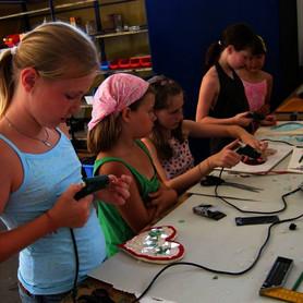Vitra Design Museum Kinder Wokrshops