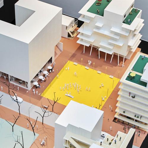 Installation view Vitra Design Museum, photo: Mark Niedermann