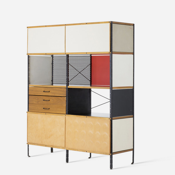 ESU (Eames Storage Unit) No. 421-C, 1950/1952 © Vitra Design Museum, Photo: Jürgen Hans