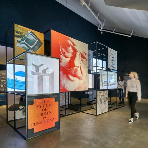 Installation view © Vitra Design Museum,  photo: Norbert Miguletz