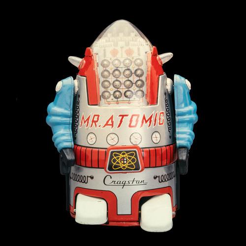 Mr. Atomic, Yonezawa, Japan, 1962, 23 cm, aus der Sammlung Rolf Fehlbaum, Foto / Photo: Moritz Herzog