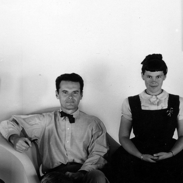 Eames Office staff, 1948 © Eames Office LLC