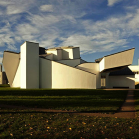 Vitra Design Museum, Frank Gehry, 1989 ©Vitra Design Museum, photo: Bettina Matthiessen
