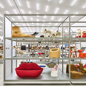 Exhibition view of main hall, photo © Vitra Design Museum, Mark Niedermann