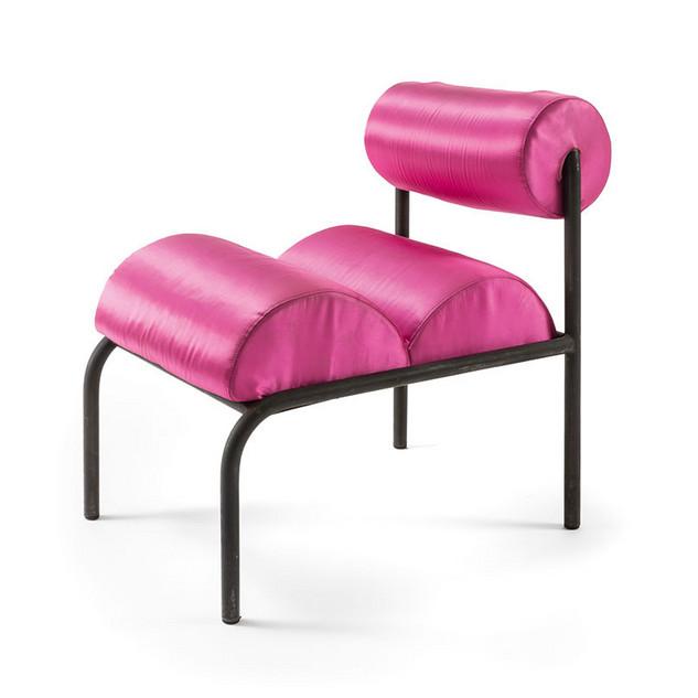 Gianni Arnaudo, Aliko chair, designed for Flash Back, Borgo San Dalmazzo, Italy, 1972, Gufram. © Andreas Sütterlin / Courtesy of Gianni Arnaudo