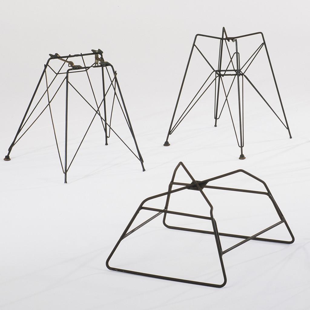kazam die m belexperimente von charles ray eames. Black Bedroom Furniture Sets. Home Design Ideas