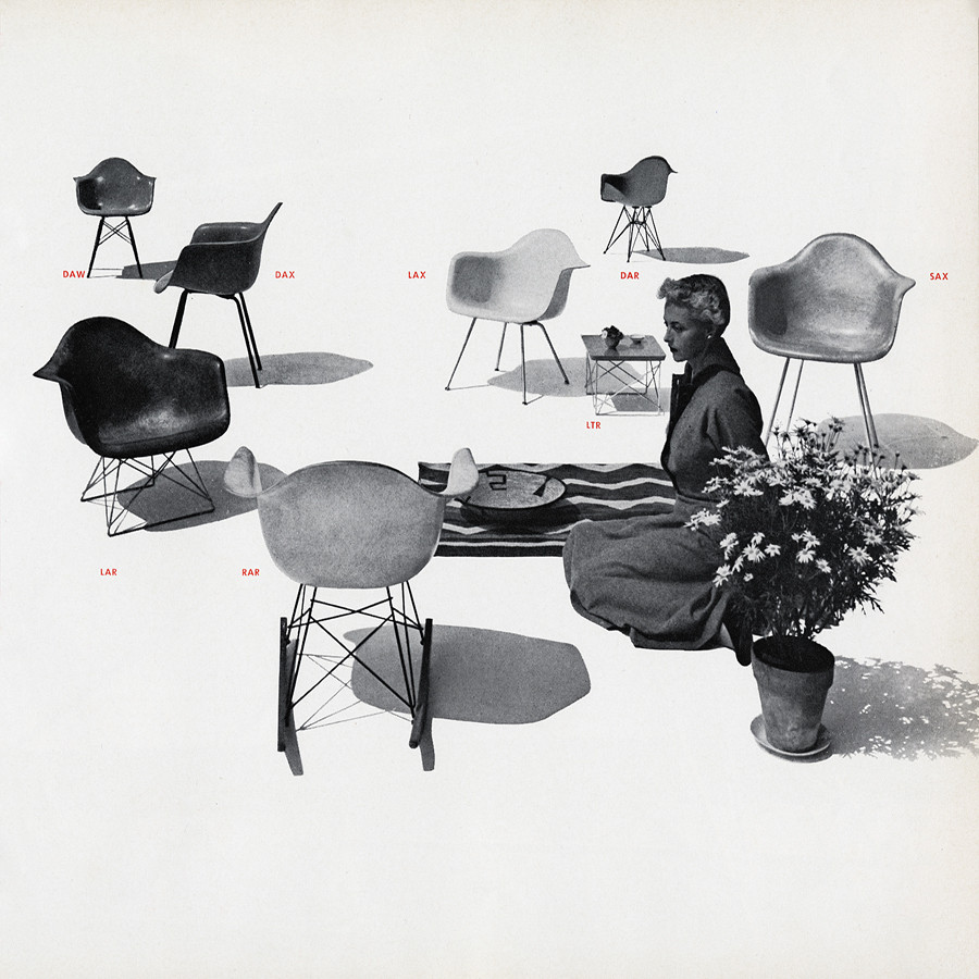 Charles ray eames the power of design for Vitra replica deutschland