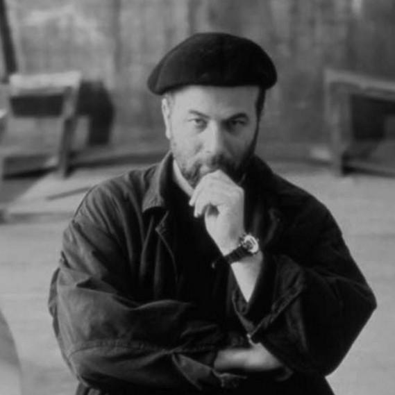 Ron Arad Portrait