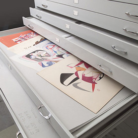 Vitra Design Museum archive, © photo: Vitra Design Museum, photographer: Andreas Sütterlin