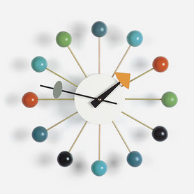 George Nelson, Ball Clock © Vitra Collections AG, photo: Andreas Sütterlin