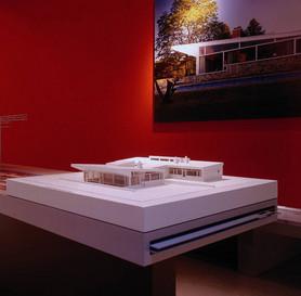 Marcel Breuer Architecture model