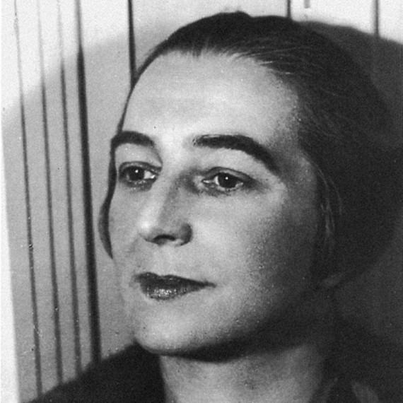 Sonia Delaunay Portrait
