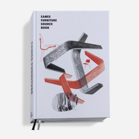 Cover »Eames Furniture Source Book«, 2017 © Vitra Design Museum