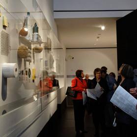 Führung durch die Ausstellung des Vitra Design Museum
