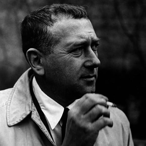 Marcel Breuer Portrait