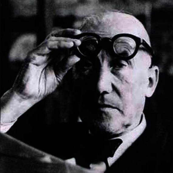 Le Corbusier Portrait