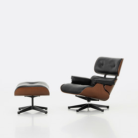 Miniature Lounge Chair & Ottoman © Vitra, Photo: Marc Eggimann