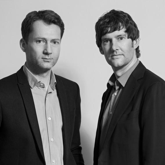 Mateo Kries und Marc Zehntner