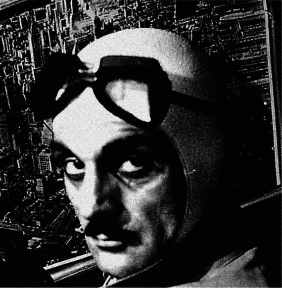 Carlo Mollino Portrait