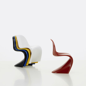 Miniature Panton Chairs © Vitra, Photo: Marc Eggimann