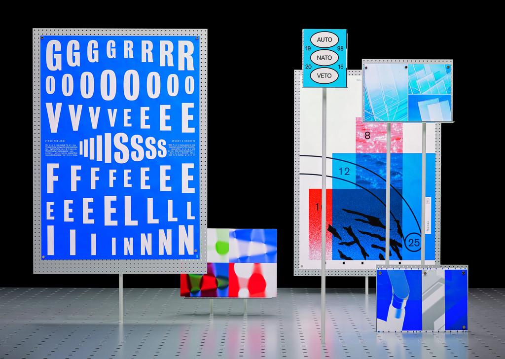 ECAL Graphic Design  Type, Print, Digital, Stories