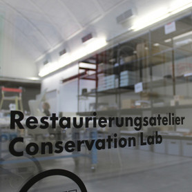 Conservation Lab, © Vitra Design Museum