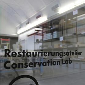 Conservation Lab, © Vitra Design Museum