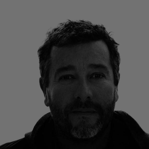 Philipp Starck Portrait