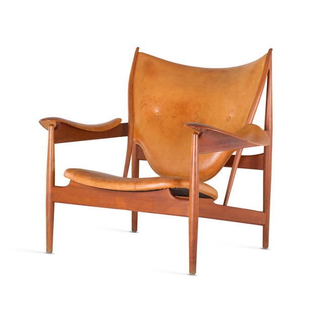 Finn Juhl, Chieftain Chair, 1949 © Vitra Design Museum, photo: Jürgen HANS