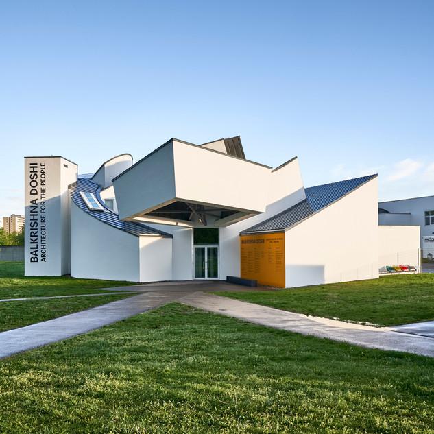 Vitra Design Museum, photo: Norbert Miguletz