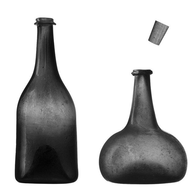 Collections Typologie, The wine bottle, 2019