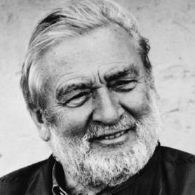 Verner Panton, portrait, 1993, © photo: Verner Panton Design Basel, photographer: unknown