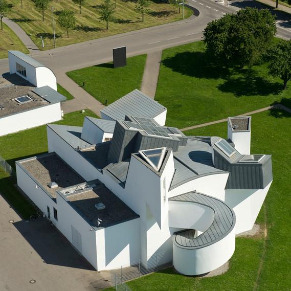 Vitra Design Museum, Photo: Marc Eggimann