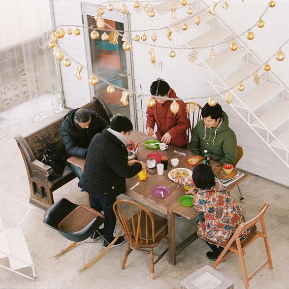 Yokohama Apartment, Yokohama, 2009 Osamu Nishida + Erika Nakagawa  Tokyo. © Daniel Burchard