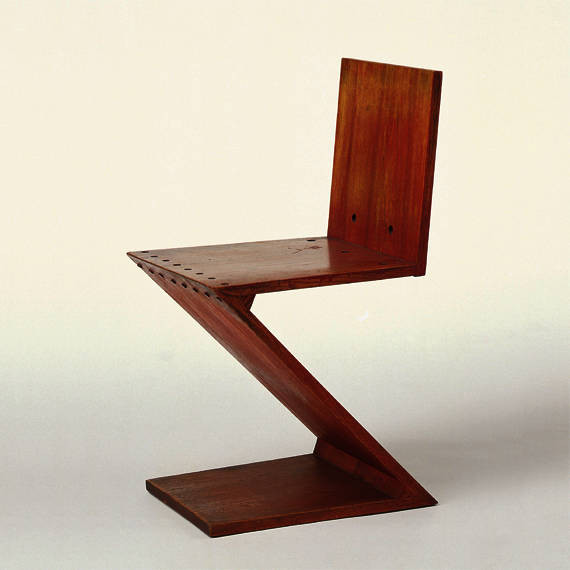 Rietveld stuhl beautiful rietveld stuhl with rietveld for Eiermann tisch replica