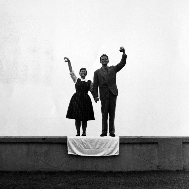 Charles and Ray Eames © Eames Office LLC