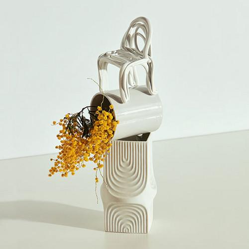 Sketch Chair Sofia Lagerkvist und Anna Lindgren, Front Design © Vitra Design Museum, Foto: Nacho Alegre, 2018
