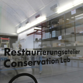 Conservation Lab, photo: Vitra Design Museum