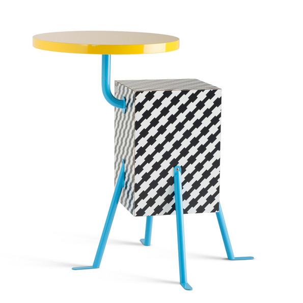 Michele de Lucchi, table »Kristall«, 1981 © Michele de Lucchi © Vitra Design Museum, photo: Jürgen Hans
